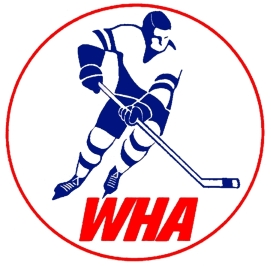 World Hockey Association logo