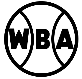 Western Basketball Association logo